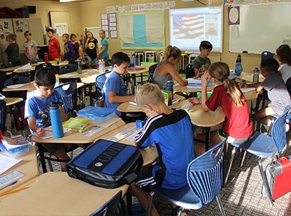 Worthington Park Elementary School / Homepage