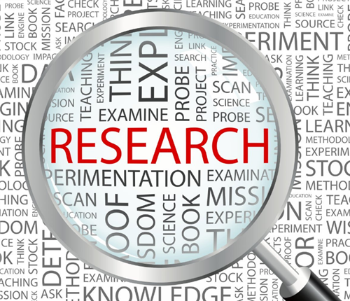Research testing information