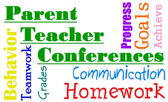 McCord Winter Parent/Teacher Conferences