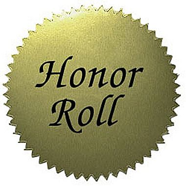 KMS 2nd Quarter Honor Roll
