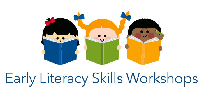 Early Literacy Workshops - Words Take Wing