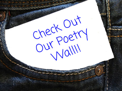Online poetry wall link