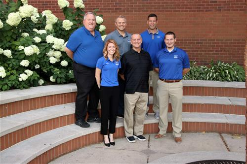 Administrative Team at WKHS