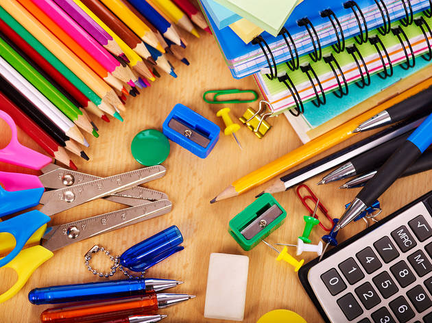 School Supply Lists for 2018-19