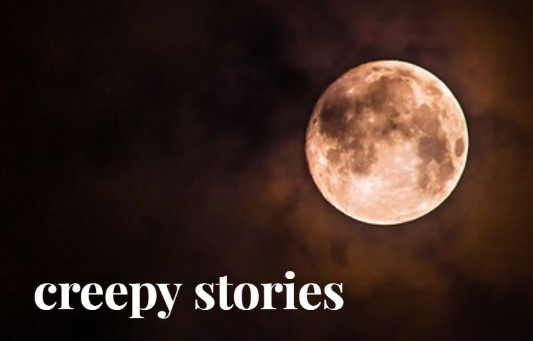 Creepy Stories Logo