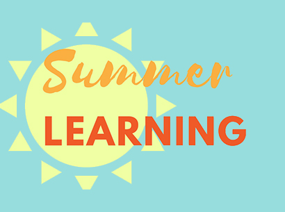 Summer Learning Text
