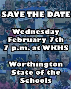 State of the Schools at Worthington Kilbourne High School