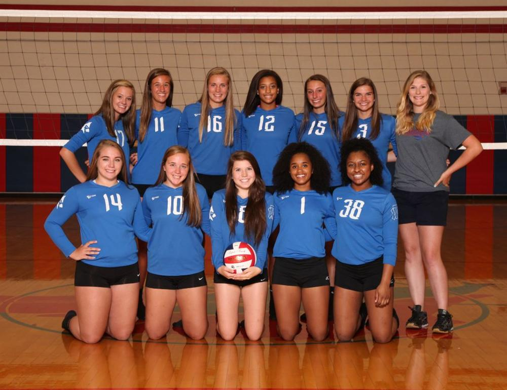 Pics of girls volleyball team 9