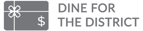 Dine for the district links