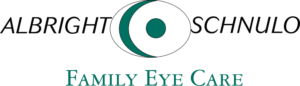 Albright and Schnulo eye care logo