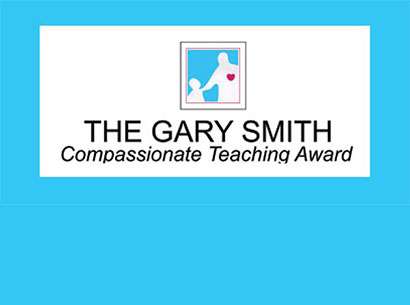 Gary Smith Award Logo