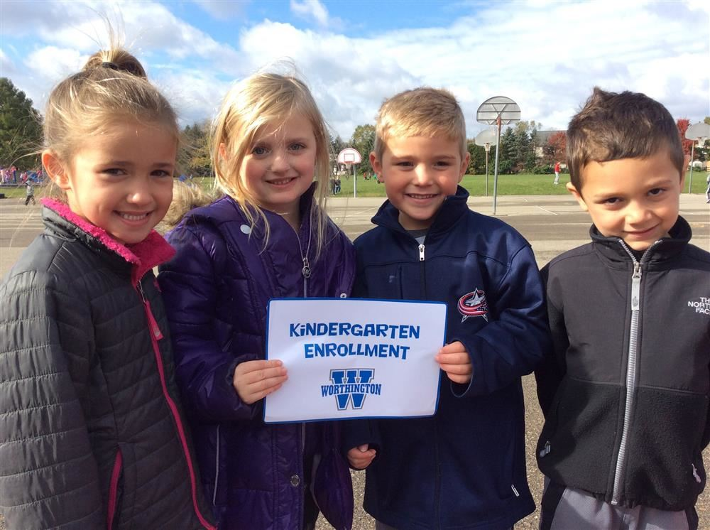 Kindergarten enrollment for 2019-2020 School Year is now open