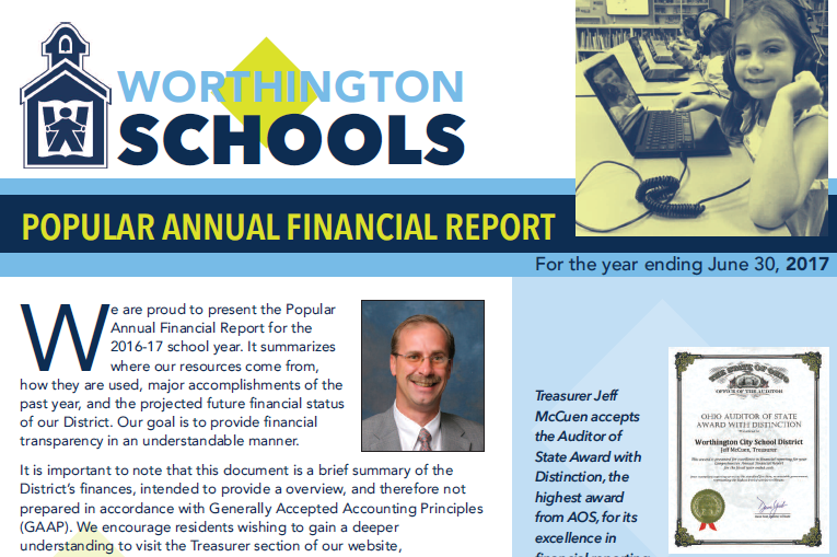<a href=/cms/lib/OH01001900/Centricity/Domain/65/WCSDistrictPAFR2017.pdf>Read the latest Worthington School District Popular Annual Financial Report</a>