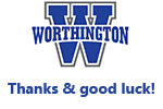 Worthington W Graphic