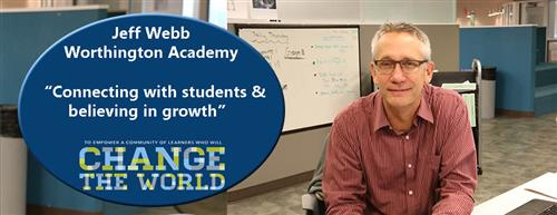 Jeff Webb Worthington Academy