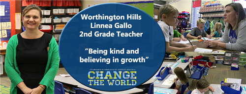 Linnea Gallo Worthington Hills Teacher Story