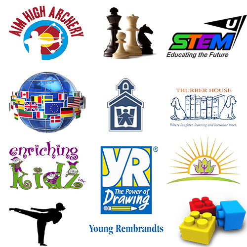 After School Program Logos