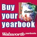 Yearbook advertisement image