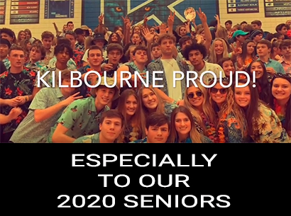 Image of Seniors for the Kilbourne Proud Video