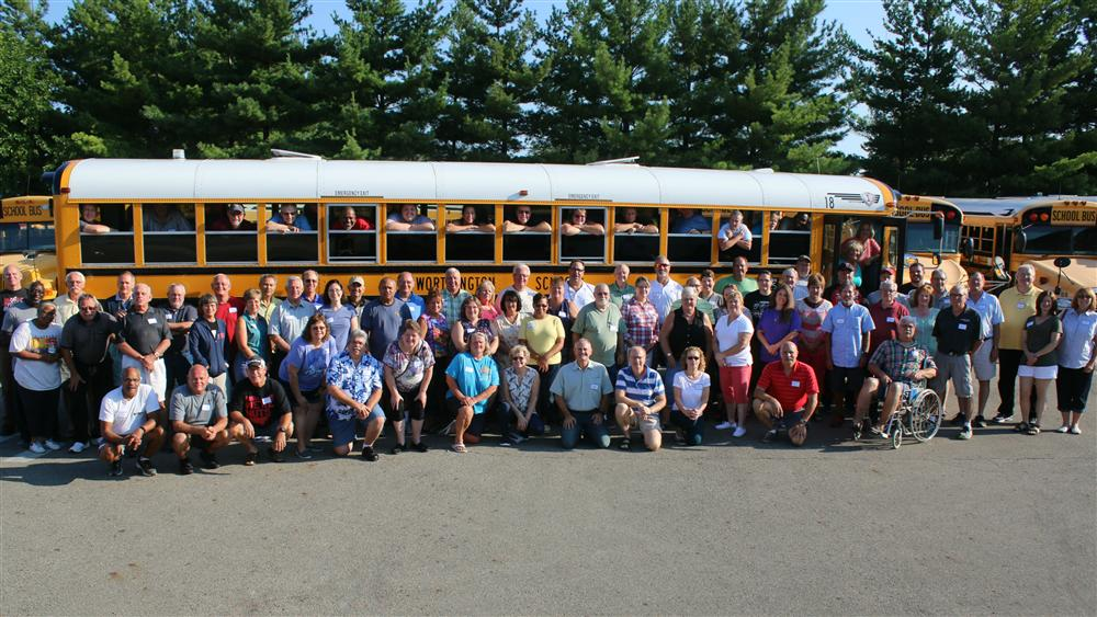 Transportation Group Photo