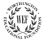 Worthington Education Foundation logo