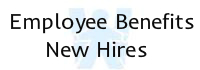 EMPLOYEE BENEFITS - NEW HIRE