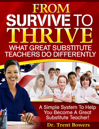 Survive to Thrive Cover